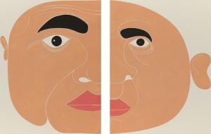 Self-portrait (2012)